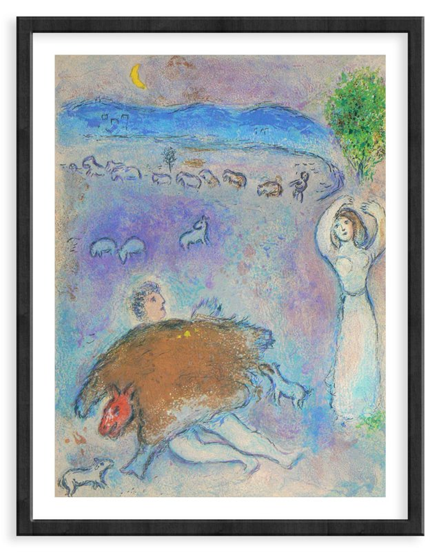 Chagall, Mourlot 317, Fdorcon's Strategy