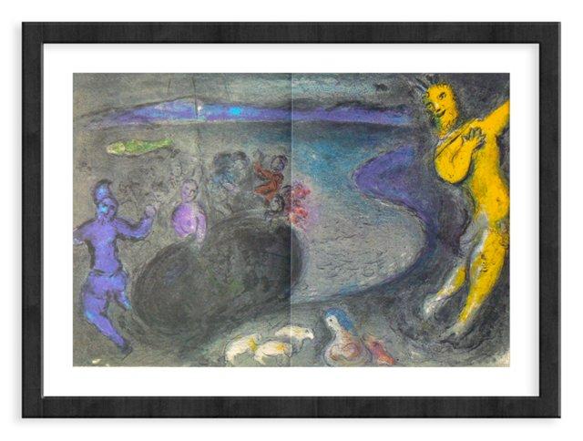 Chagall, 328, Captain Bryaxix's Dream