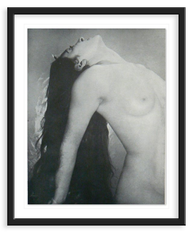 "Man Ray, ""Tresses"" heliogravure 1937"