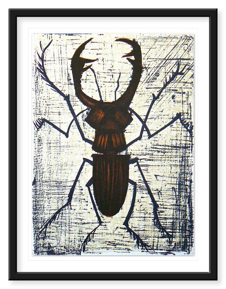Bernard Buffet, Beetle 1964