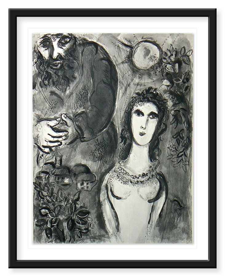 Marc Chagall, Untitled, 1937