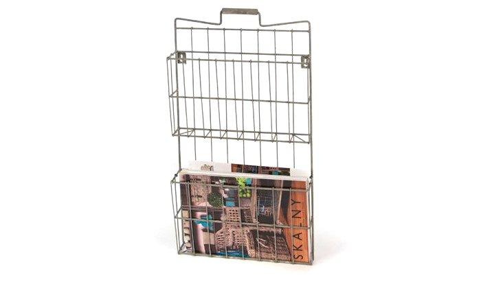 Wire Magazine Storage Unit