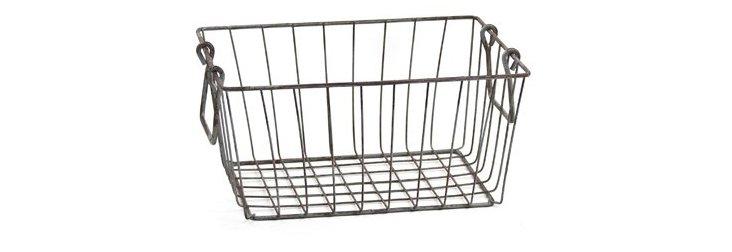 S/2 Wire Storage Baskets