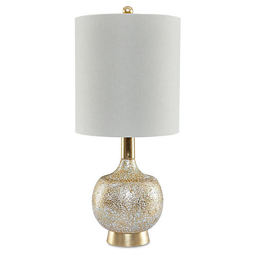 Atwater Table Lamp, Gold