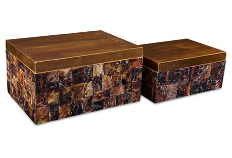 Asst. of 2 St. Armands Boxes