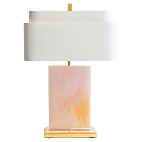 "28"" Mirage Table Lamp"