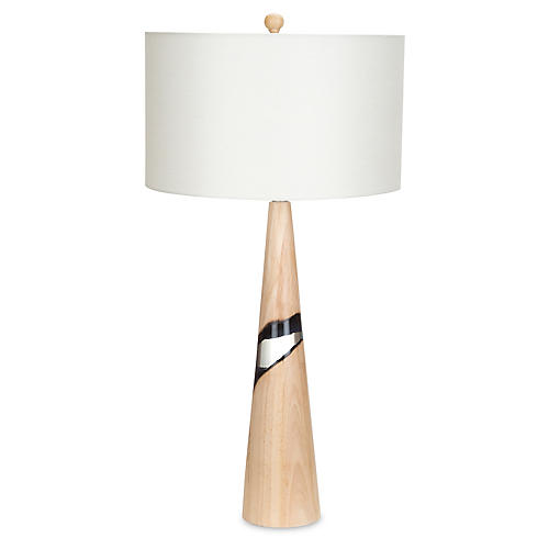Paloma Table Lamp, Natural