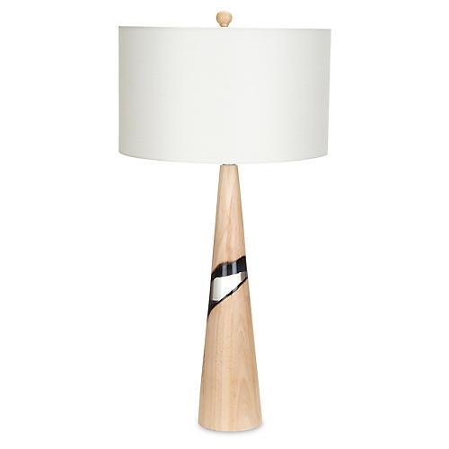 Paloma Table Lamp, Natural