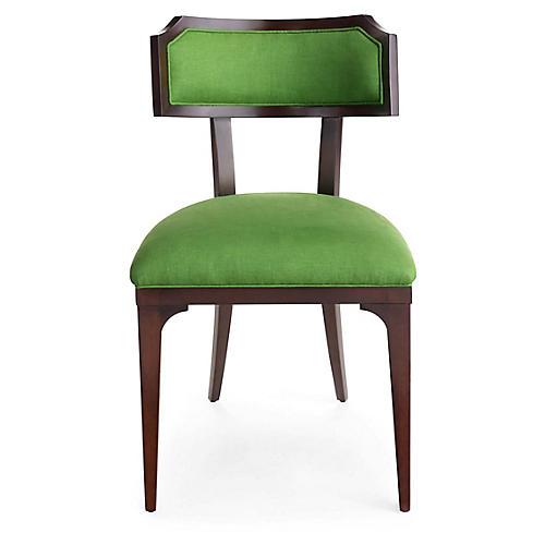 Worthington Side Chair, Green