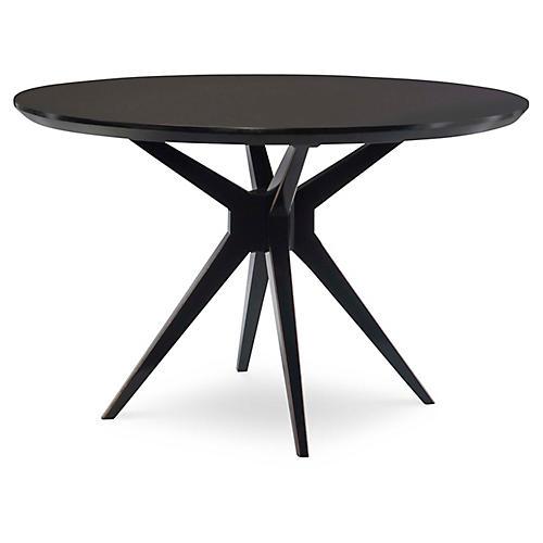 Starburst Dining Table, Onyx