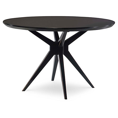 Starburst Dining Table, Onyx