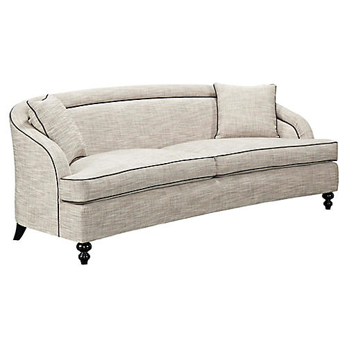 Crawford Sofa, Coal