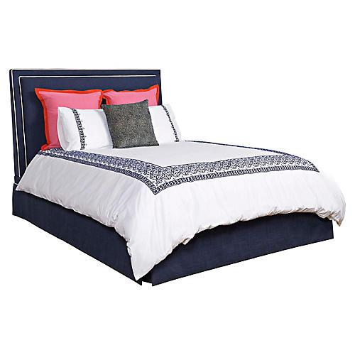 Filmore Bed, Indigo