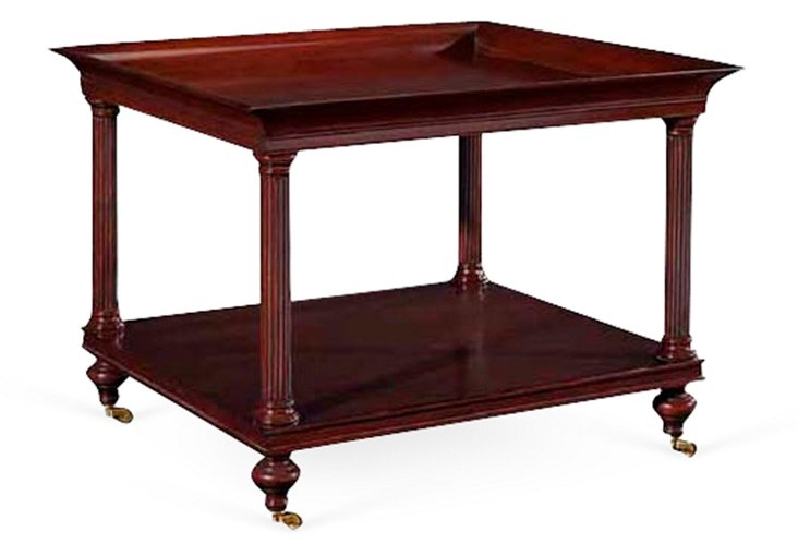 Nash Tray Top  2-Tier Table
