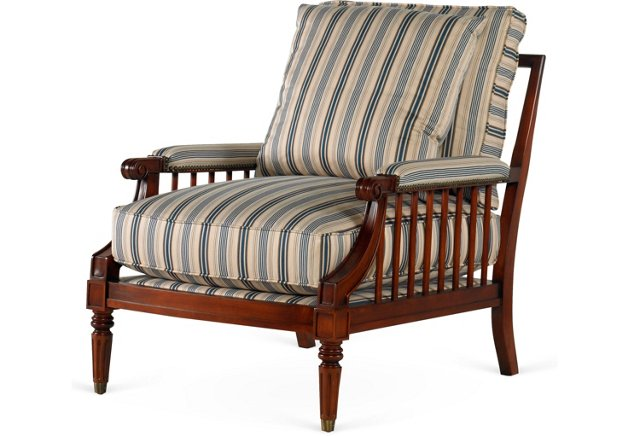 Conservatory Garden Lounge Chair