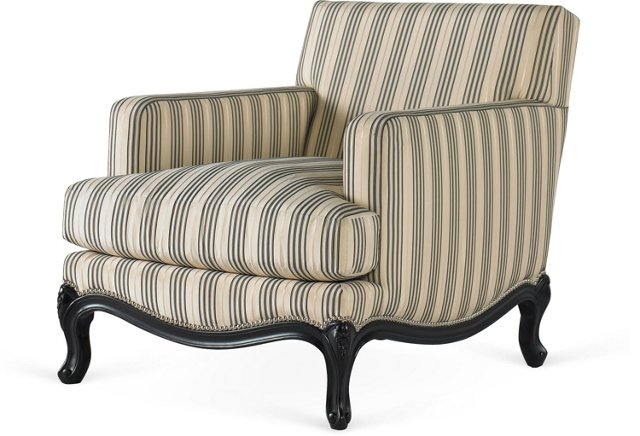 Rue Royale Lounge Chair