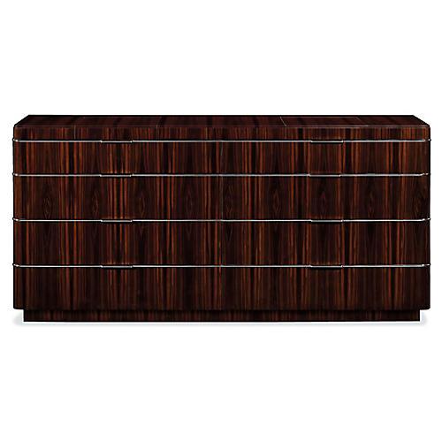 Modern Metropolis Dresser, Macassar