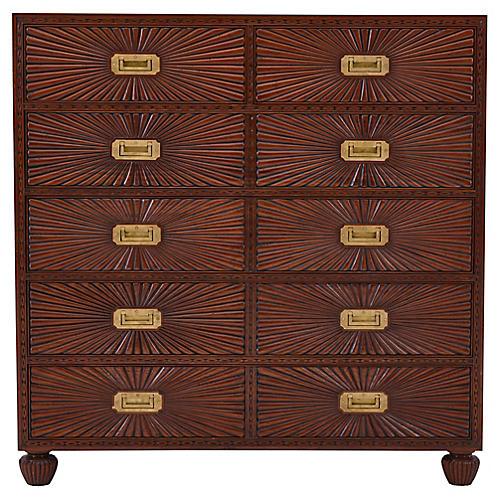 Modern Sands Dresser, Victoria Falls Mahogany
