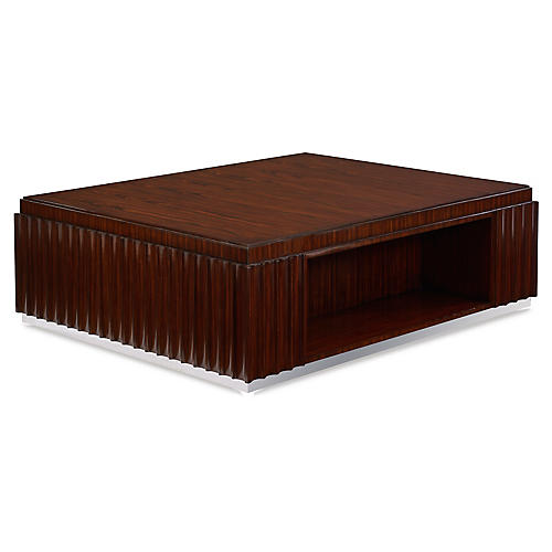 Penthouse Suite Coffee Table, Rosewood