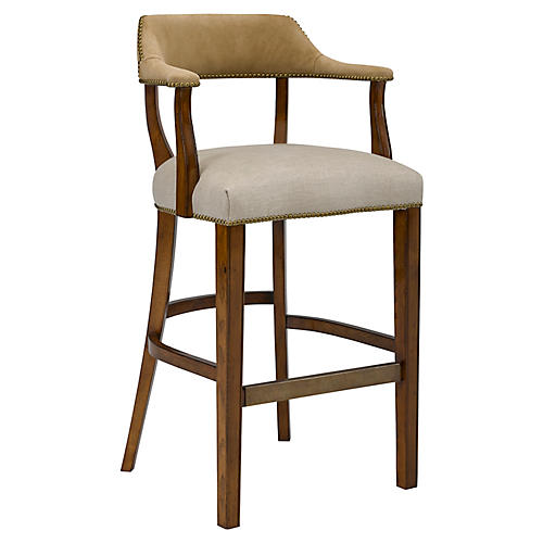 Moccasin · Hither Hills Counter Stool