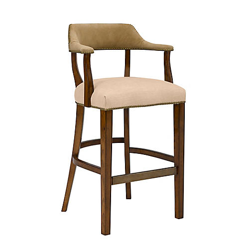 Hither Hills Barstool