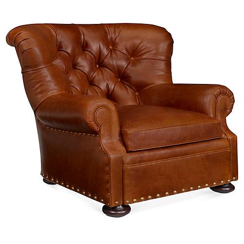 Writer's Club Chair