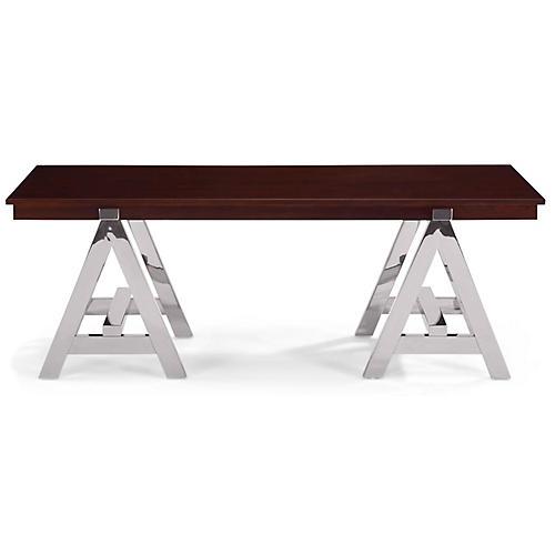 Brigham Desk, Mahogany