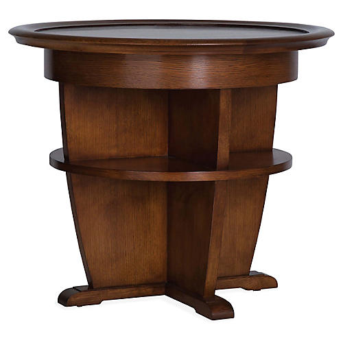 Billings Nightstand, Rift-Sawn Oak