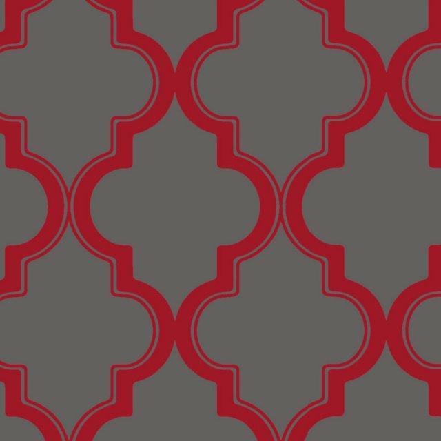 Marrakesh, Ruby/Slate