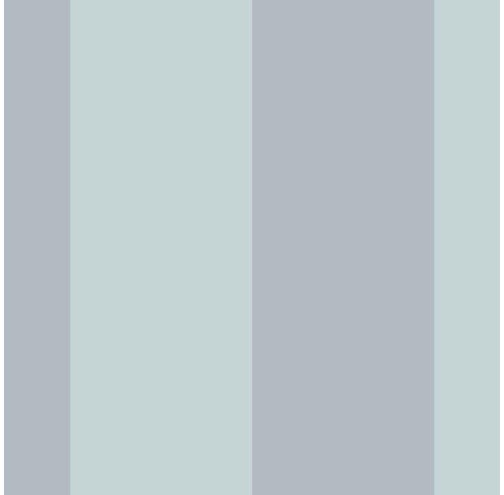 Stripe, Cotton Blue