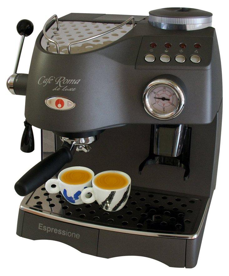 Café Roma Deluxe Espresso Machine