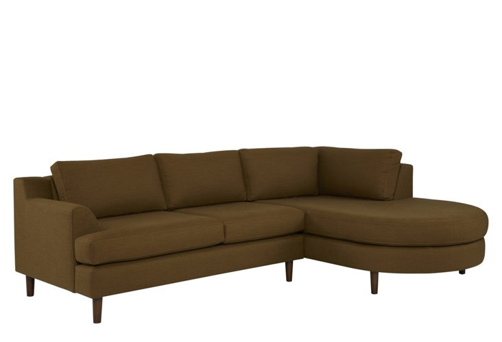 Parker Right-Facing Sectional