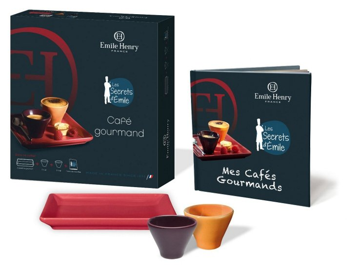 7-Pc Cafe Gourmand Gift Set