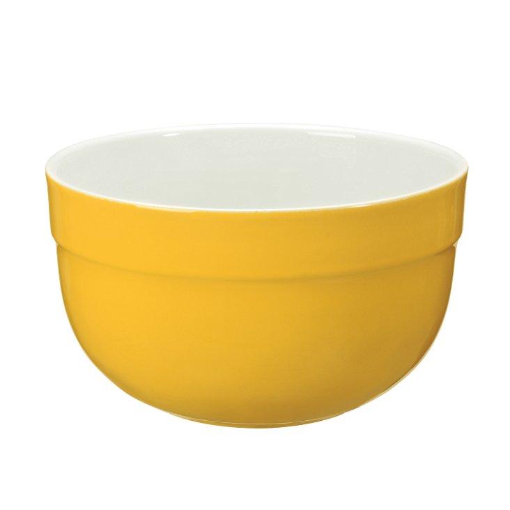 """Citron Mixing Bowl, 8.4"""""""