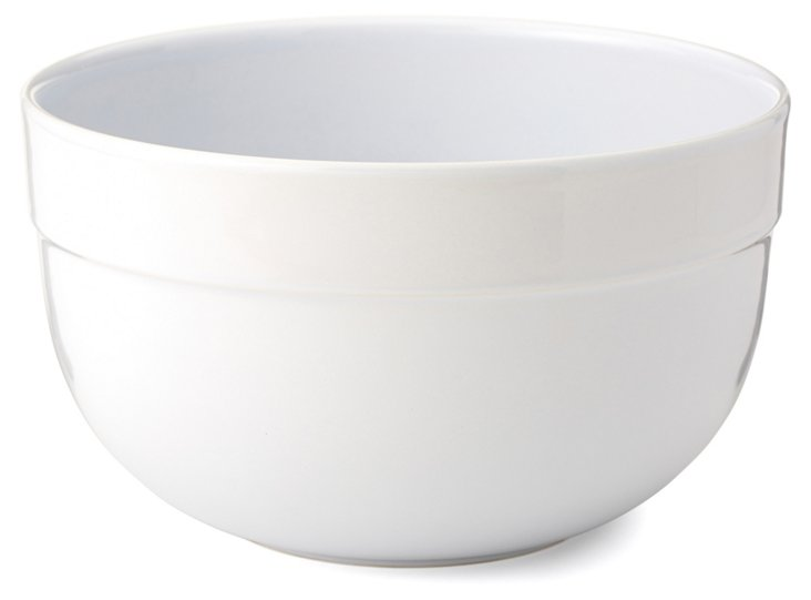 Mixing Bowl, Blanc White