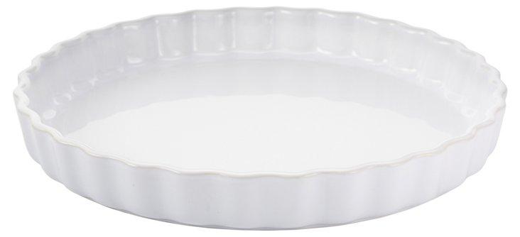 Quiche Dish, Blanc