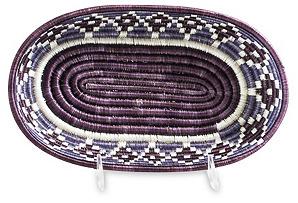 Bread Basket, Purple