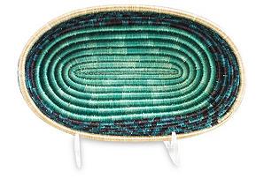 Bread Basket, Green