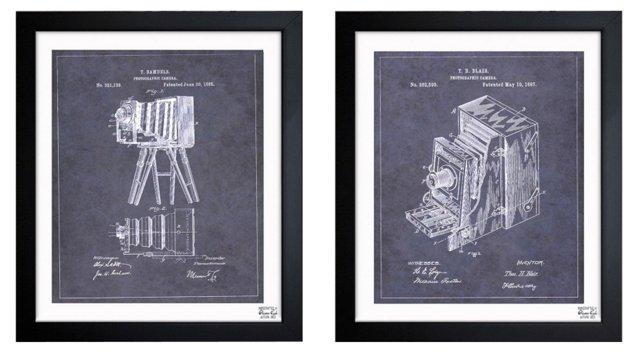 Oliver Gal, Cameras Pack of Two Frame