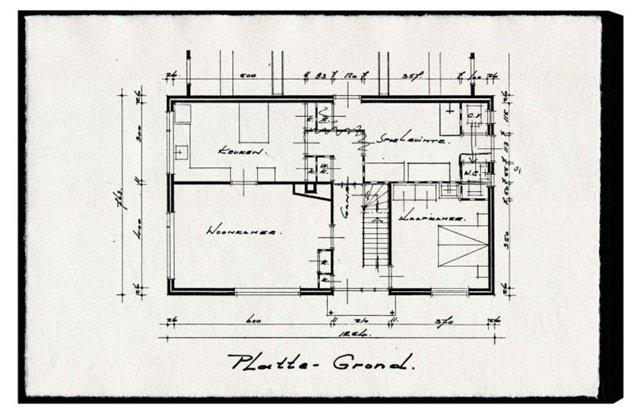 Oliver Gal, Dessins Architecturaux I