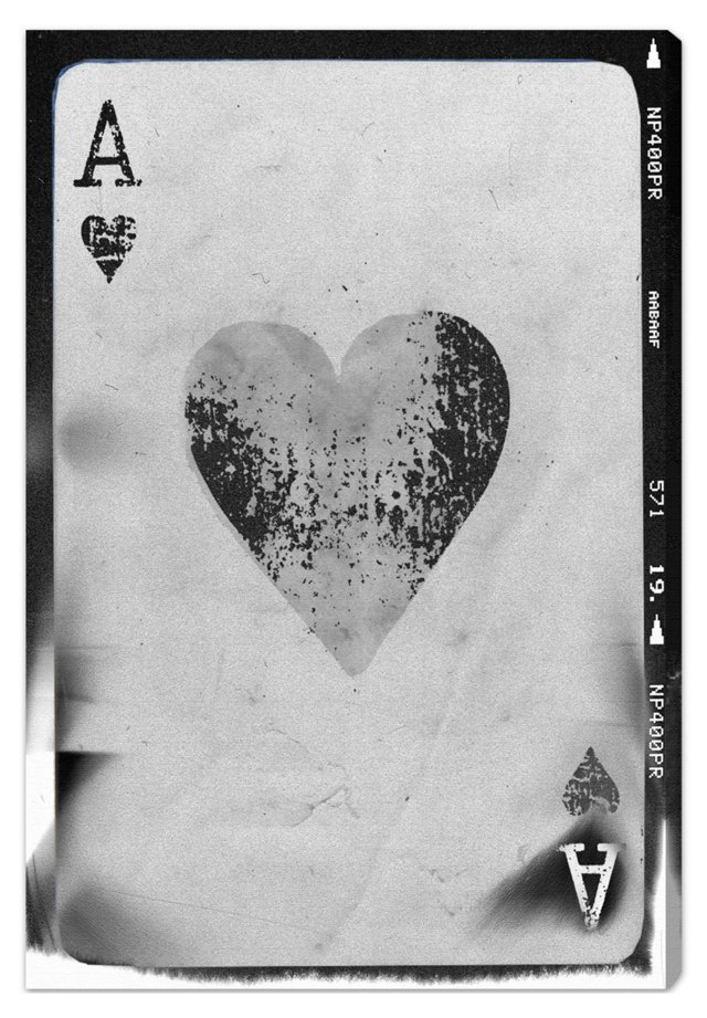 Oliver Gal, Ace of Hearts Reversed