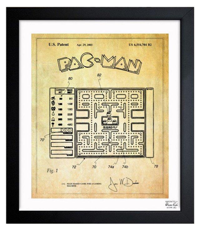 Oliver Gal, Maze-Based Game Screen 2003