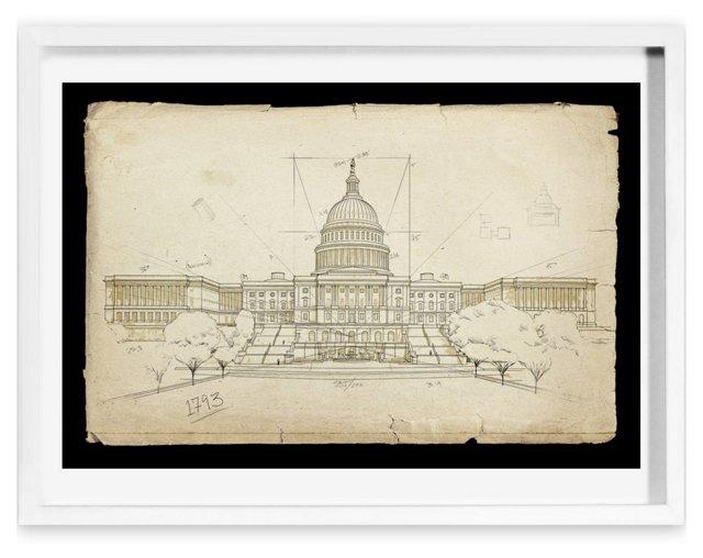 Capitol Building 1703