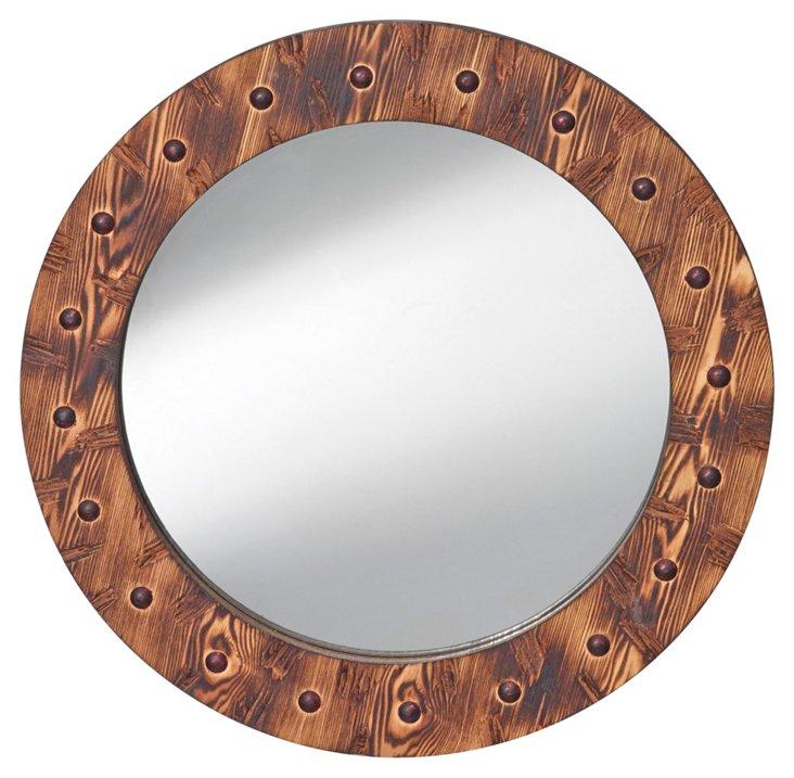 Charred Mirror