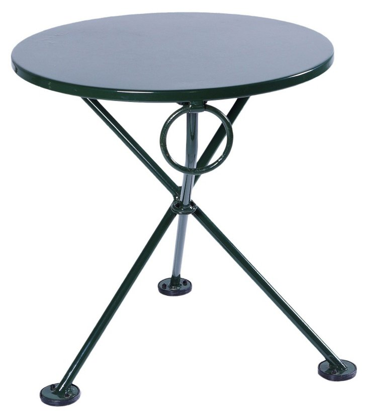 Bruxelles Round Folding Bistro Table