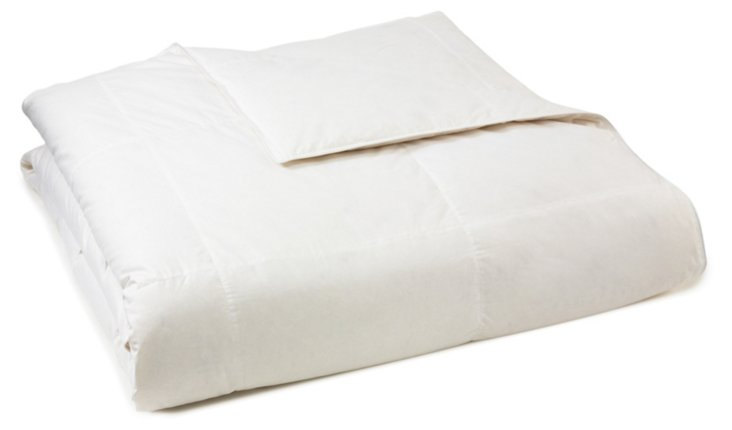 Alternative Comforter, Summer Weight
