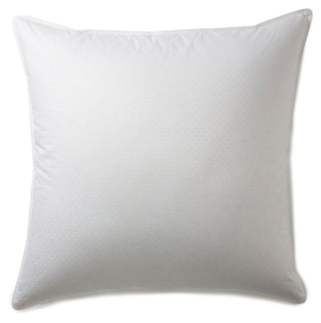 Hungarian Euro Pillow & Protector, Med