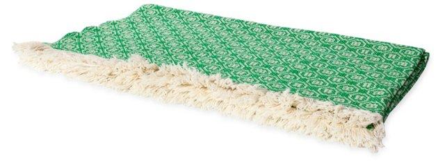 Rosecrans Kelly Green Blanket, Full