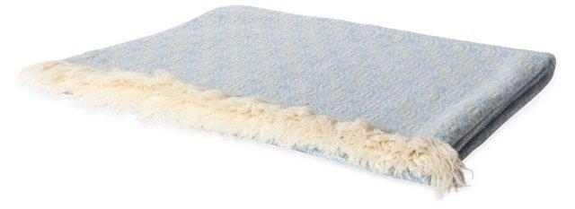 Rosecrans Baby Blue Blanket, Full