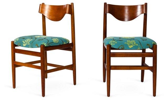 Damien Chairs, Pair